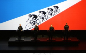 Kraftwerk courtesy of Sprueth Magers
