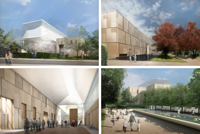 Barnes Foundation Building