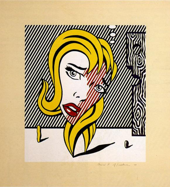 """""""Blonde (Surrealist Series)"""""""