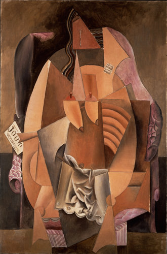 Leonard A. Lauder Cubist Collection; 2013 Estate of Pablo Picasso/Artists Rights Society (ARS), New York