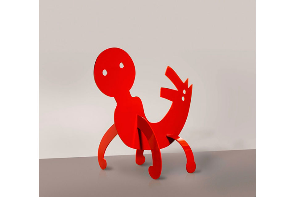 Two Headed Figure, Keith Haring