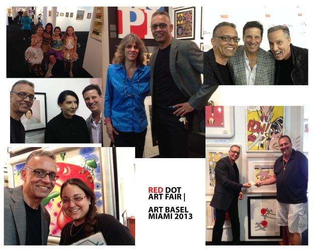 RED DOT  ART FAIR | ART BASEL MIAMI 2013