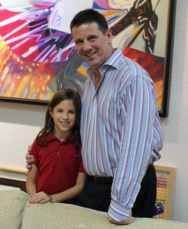 Kenneth & Tiffany Hendel