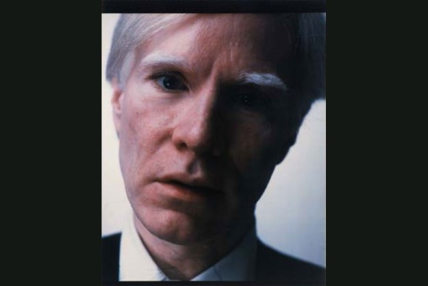 Andy Warhol, Self Portrait, 1979 © The Andy Warhol Foundation for the Visual Arts, Inc.