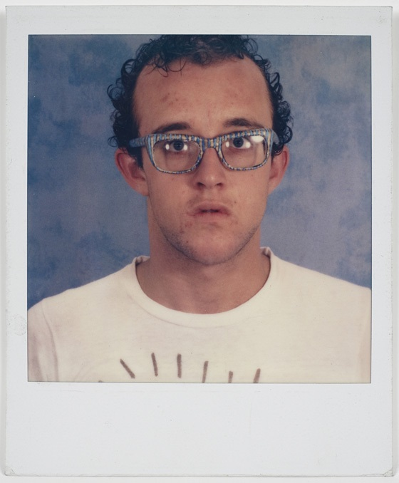Graffiti artist Keith Haring Photo: Courtesy the Keith Haring Foundation.