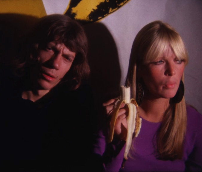 """Nico/Antoine"" (1966), one of hundreds of Andy Warhol films. Credit Andy Warhol Museum"