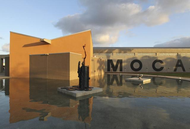 The board of the Museum of Contemporary Art announced Wednesday that their staffers would leave the city-owned building in North Miami and move to a temporary location at the Design District's Moore Building. The new museum will be called the Institute of Contemporary Art. Peter Andrew Bosch / Miami Herald Staff