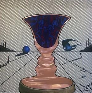 Salvador Dali, Tristan & Isolde - 1972