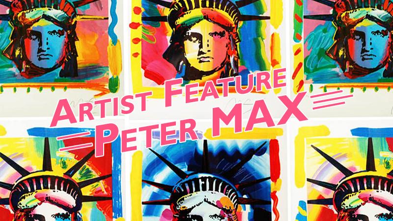 Artist Feature - Peter Max