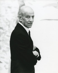 Alex Katz, 2004. Photograph by Vivien Bittencourt.