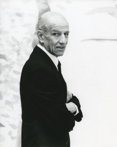 Alex Katz, 2004. Photograph by Vivien Bittencourt.