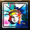 Liberty Head, Peter Max