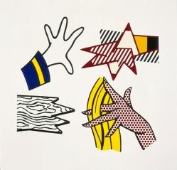 Study of Hands (Corlett 191)