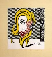 Blonde (Surrealist Series)