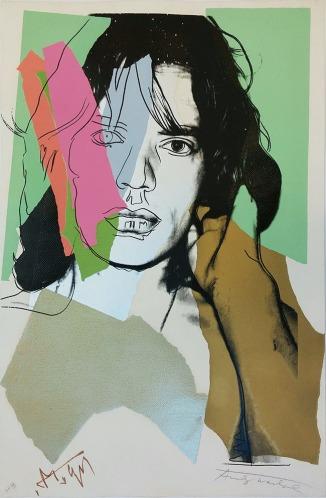Mick Jagger FS II.140