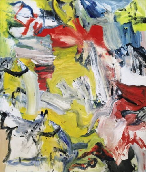 Willem de Kooning, Untitled XXI, (1976). Estimate: $25–35 million. Image: Courtesy of Sotheby's.