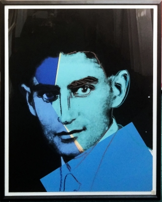 Ten Portraits of Jews of the Twentieth Century: Franz Kafka