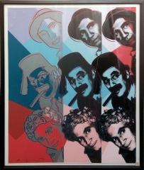 Ten Portraits of Jews of the Twentieth Century: Marx Bros