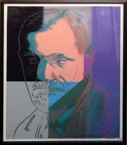 Ten Portraits of Jews of the Twentieth Century: Sigmund Freud