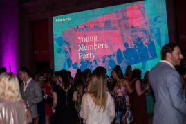 METROPOLITAN MUSEUM OF ART. Young Members Party 2015. The Metropolitan Museum of Art. Photo by Jared Michael Siskin/patrickmcmullan.com