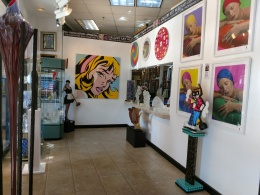 Gallery Art - Aventura, Florida - 8,000 Sq. Ft. Showroom