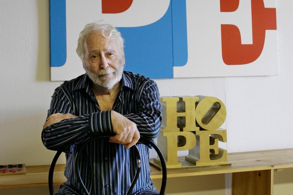 Robert Indiana HOPE